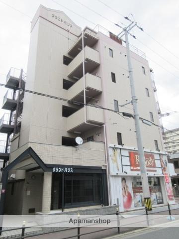 大阪府大阪市城東区、関目駅徒歩8分の築23年 6階建の賃貸マンション