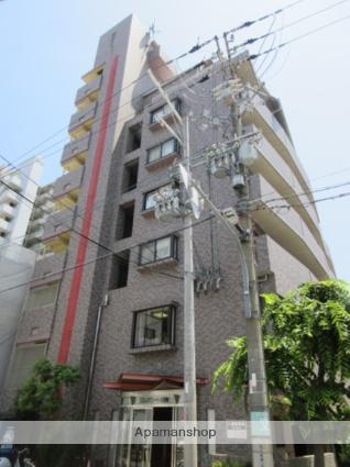 大阪府大阪市都島区、京橋駅徒歩3分の築21年 8階建の賃貸マンション