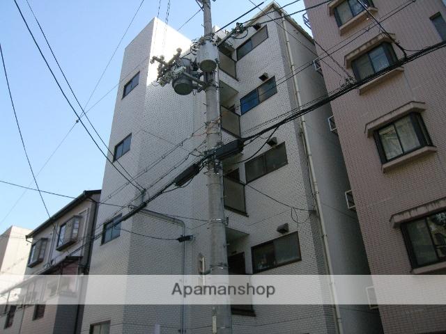 大阪府大阪市城東区、京橋駅徒歩13分の築29年 5階建の賃貸マンション