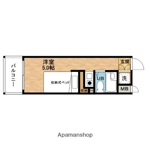 大阪府吹田市、吹田駅徒歩4分の築1年 2階建の賃貸アパート