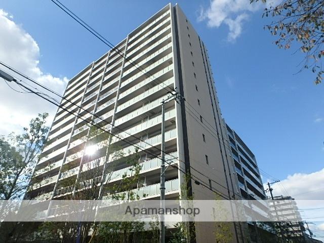 大阪府大阪市北区、中津駅徒歩4分の築1年 15階建の賃貸マンション