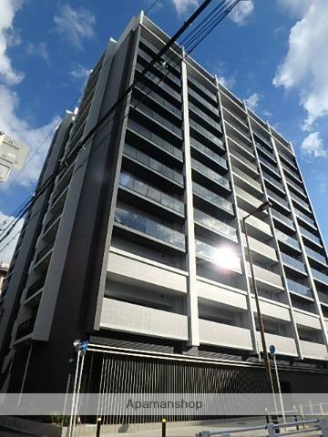 大阪府大阪市北区、中崎町駅徒歩5分の新築 13階建の賃貸マンション
