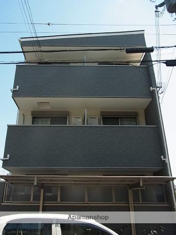 大阪府大阪市鶴見区、放出駅徒歩10分の新築 3階建の賃貸アパート