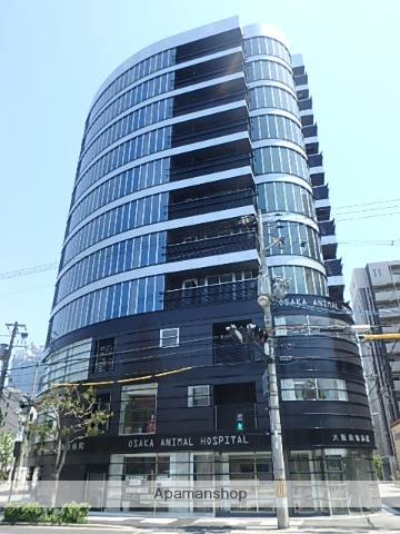 大阪府大阪市北区、福島駅徒歩9分の新築 11階建の賃貸マンション