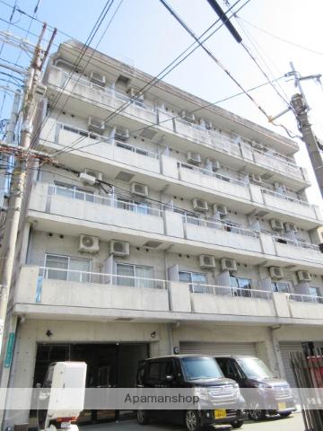大阪府大阪市都島区、天満駅徒歩18分の築17年 7階建の賃貸マンション
