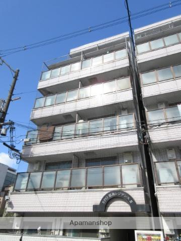 大阪府大阪市都島区、桜ノ宮駅徒歩11分の築27年 7階建の賃貸マンション