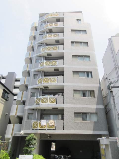 大阪府大阪市都島区、天満駅徒歩16分の築18年 9階建の賃貸マンション