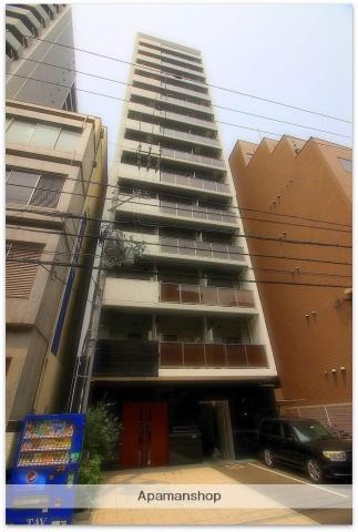 大阪府大阪市中央区、淀屋橋駅徒歩9分の新築 15階建の賃貸マンション