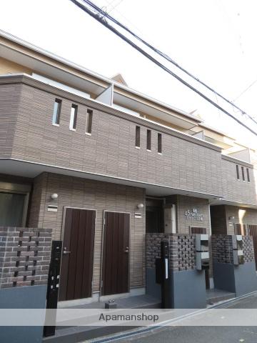 大阪府大阪市旭区、滝井駅徒歩5分の新築 2階建の賃貸アパート