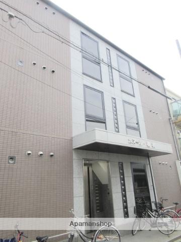 大阪府大阪市城東区、鴫野駅徒歩7分の築17年 3階建の賃貸マンション