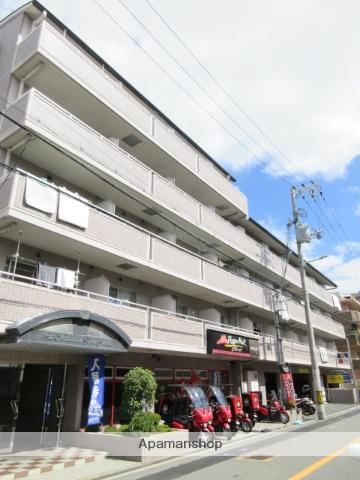 大阪府大阪市城東区、放出駅徒歩7分の築20年 5階建の賃貸マンション