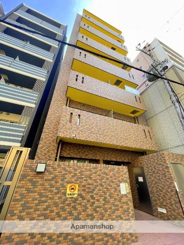 大阪府大阪市中央区、大阪上本町駅徒歩4分の新築 8階建の賃貸マンション