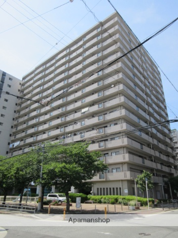 大阪府大阪市城東区、森小路駅徒歩7分の築28年 15階建の賃貸マンション