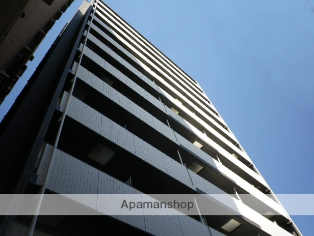 大阪府大阪市都島区、京橋駅徒歩3分の築4年 12階建の賃貸マンション