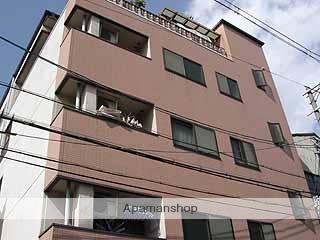 大阪府大阪市北区、福島駅徒歩15分の築23年 5階建の賃貸マンション