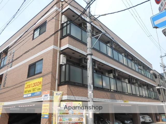 大阪府大阪市都島区、大阪城北詰駅徒歩12分の築12年 3階建の賃貸マンション