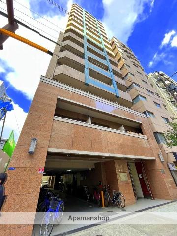 大阪府大阪市中央区、天満橋駅徒歩9分の築10年 14階建の賃貸マンション