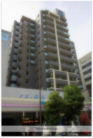 大阪府大阪市中央区、谷町六丁目駅徒歩8分の築5年 14階建の賃貸マンション