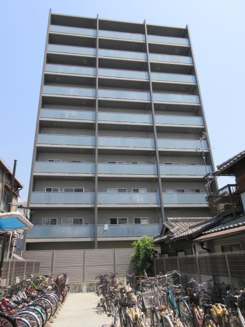 大阪府大阪市旭区、千林駅徒歩7分の築4年 10階建の賃貸マンション