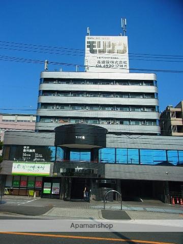 大阪府大阪市城東区、京橋駅徒歩7分の築27年 8階建の賃貸マンション