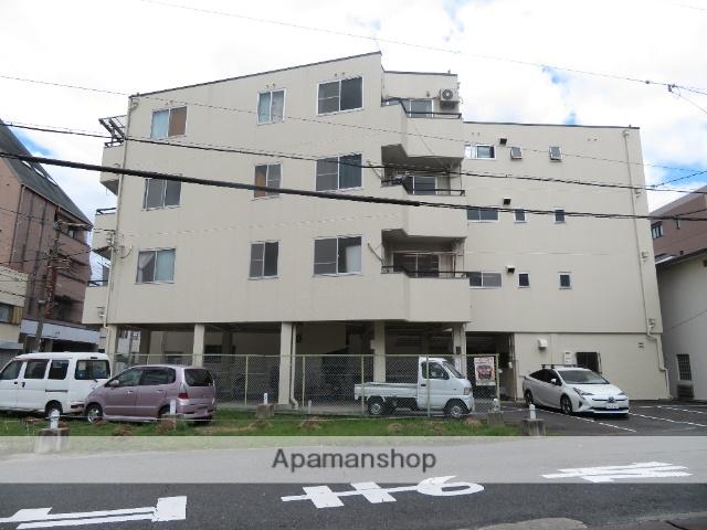 大阪府大阪市都島区、野江駅徒歩14分の築31年 4階建の賃貸マンション