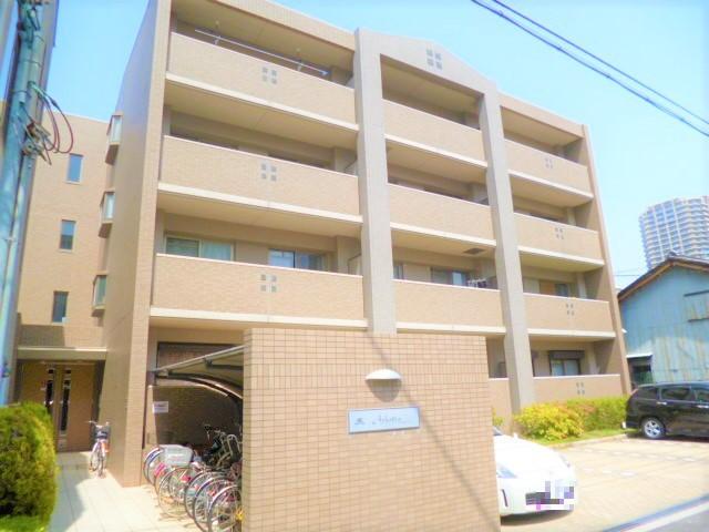 大阪府大阪市城東区、京橋駅徒歩12分の築16年 4階建の賃貸マンション