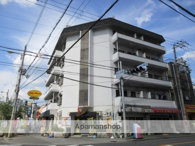 大阪府大阪市都島区、野江駅徒歩11分の築37年 5階建の賃貸マンション