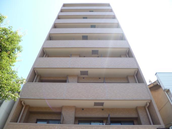 大阪府大阪市北区、福島駅徒歩11分の築15年 9階建の賃貸マンション