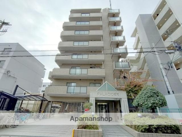 大阪府大阪市都島区、野江駅徒歩14分の築21年 8階建の賃貸マンション