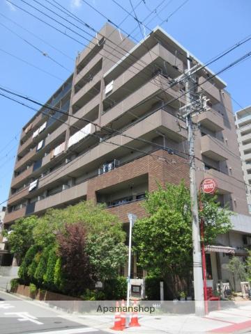 大阪府大阪市城東区、関目駅徒歩2分の築16年 9階建の賃貸マンション