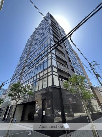 大阪府大阪市福島区、梅田駅徒歩8分の築9年 15階建の賃貸マンション