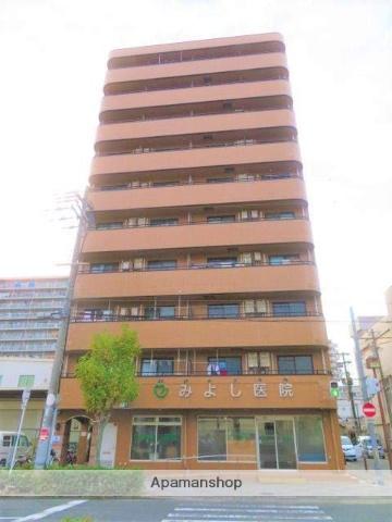 大阪府大阪市旭区、関目高殿駅徒歩11分の築17年 10階建の賃貸マンション