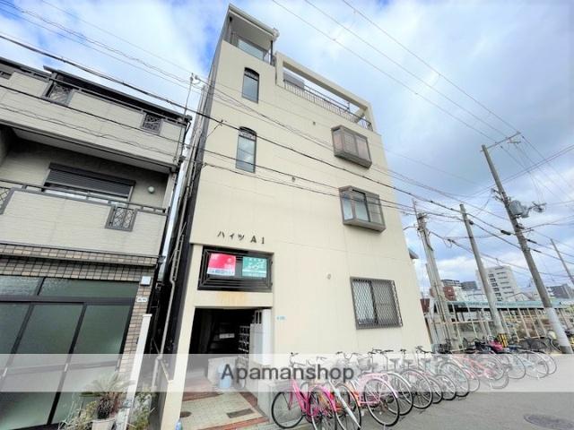 大阪府大阪市都島区、桜ノ宮駅徒歩9分の築30年 5階建の賃貸マンション