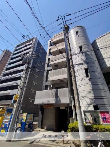 大阪府大阪市中央区、谷町六丁目駅徒歩7分の築17年 7階建の賃貸マンション