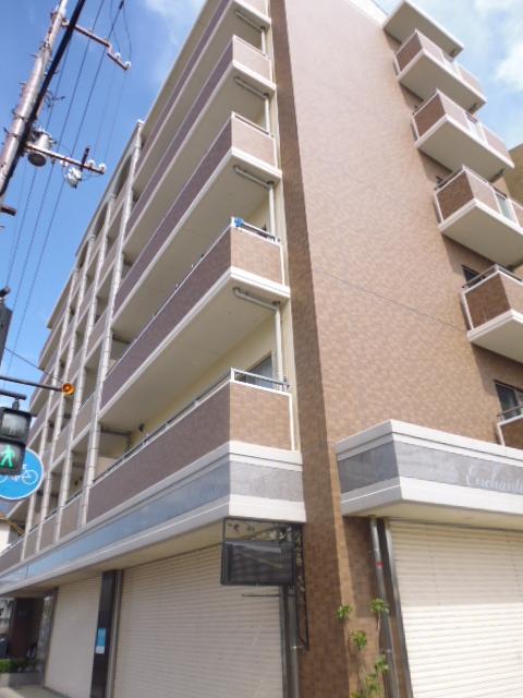 大阪府大阪市旭区、森小路駅徒歩12分の築8年 6階建の賃貸マンション