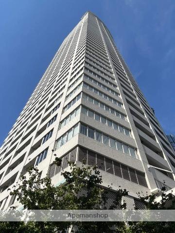 大阪府大阪市福島区、新福島駅徒歩6分の築8年 50階建の賃貸マンション