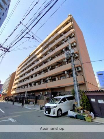 大阪府大阪市北区、天満駅徒歩6分の築20年 10階建の賃貸マンション