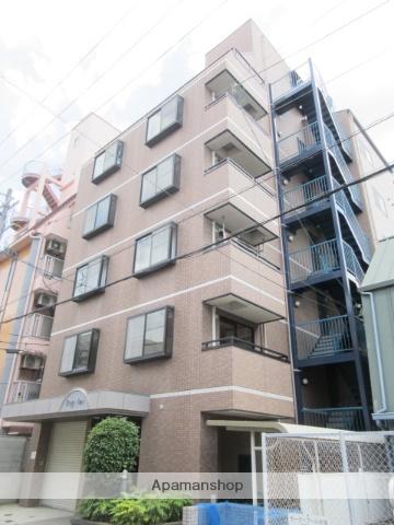 大阪府大阪市城東区、野江駅徒歩7分の築18年 6階建の賃貸マンション