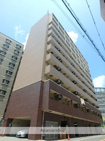 大阪府大阪市北区、福島駅徒歩6分の築9年 11階建の賃貸マンション