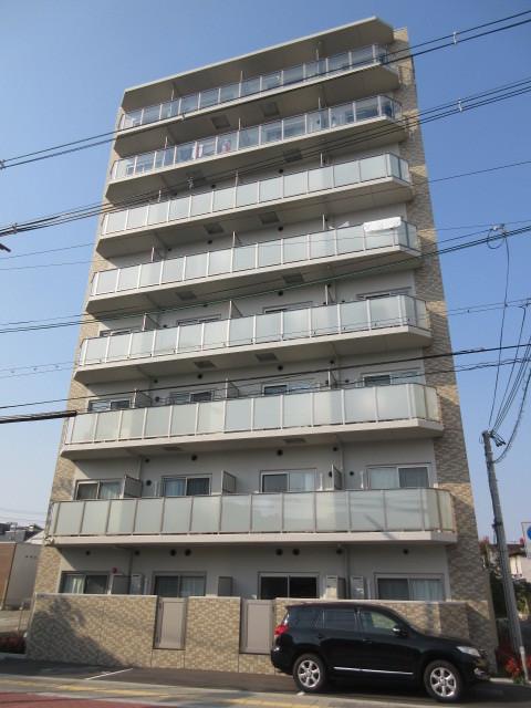 大阪府大阪市旭区、森小路駅徒歩22分の新築 8階建の賃貸マンション