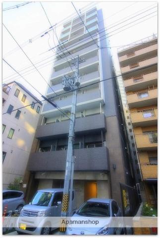 大阪府大阪市中央区、谷町六丁目駅徒歩6分の新築 11階建の賃貸マンション