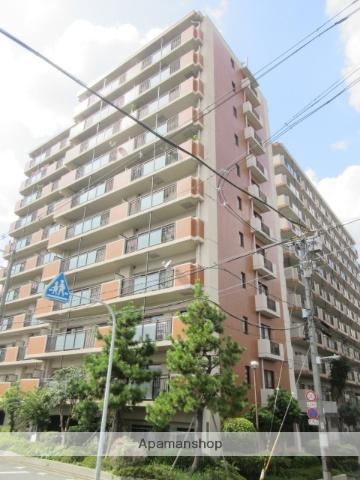 大阪府大阪市城東区、鴫野駅徒歩8分の築21年 11階建の賃貸マンション