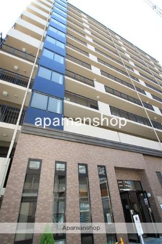大阪府大阪市西区、桜川駅徒歩3分の築19年 12階建の賃貸マンション