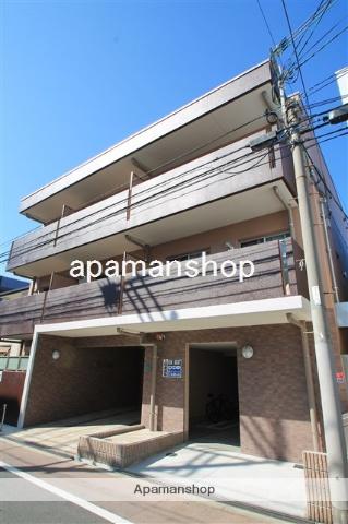 大阪府大阪市住之江区、住ノ江駅徒歩4分の築2年 3階建の賃貸マンション