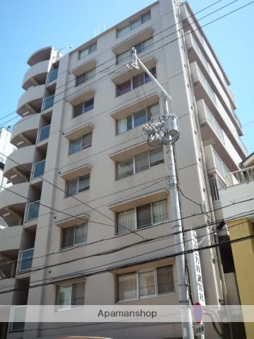 大阪府大阪市西区、心斎橋駅徒歩10分の築26年 8階建の賃貸マンション