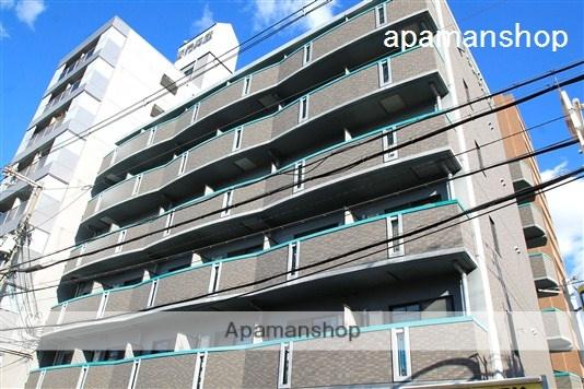 大阪府大阪市西区、弁天町駅徒歩12分の築16年 6階建の賃貸マンション