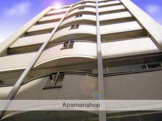 大阪府大阪市西区、桜川駅徒歩6分の築25年 9階建の賃貸マンション