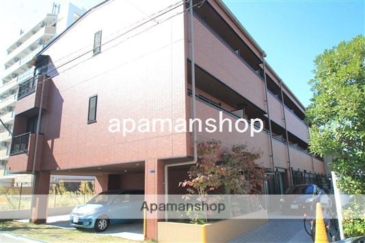 大阪府大阪市西成区、花園町駅徒歩6分の築3年 3階建の賃貸マンション