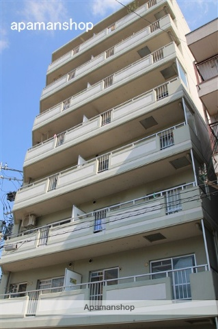 大阪府大阪市西区、四ツ橋駅徒歩8分の築22年 8階建の賃貸マンション