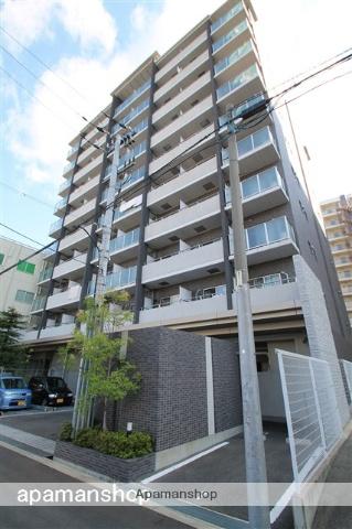 大阪府大阪市西区、ドーム前駅徒歩11分の築8年 10階建の賃貸マンション